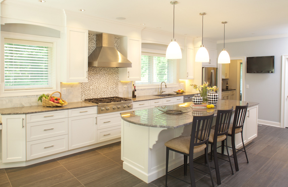 Up To Date Kitchen Remodel Ams