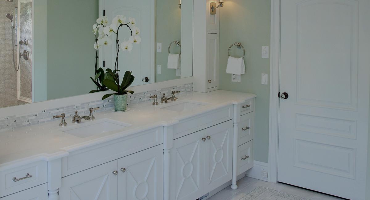 Elegant Bathroom Slider